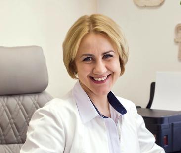 MUDr. Halyna Markin